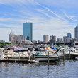 Boston Charles River skyline — Stock Photo #9088386