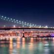 Brooklyn bridge in New York City — Stock Photo #9088932