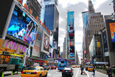 New york city manhattan times square — Stockfoto