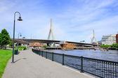 Boston Bridge — Stock Photo