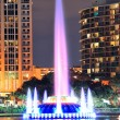 Fountain closeup in Orlando — Stock Photo