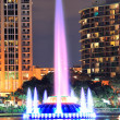 Stock Photo: Fountain closeup in Orlando