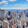 New York City Manhattan panorama — Stockfoto #9423264