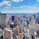 ニューヨーク市マンハッタンのパノラマ — ストック写真 #9423264
