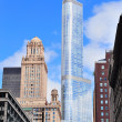 Stock Photo: Trump Tower Chicago