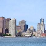 Boston waterfront — Stock Photo #9858831