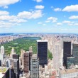 New Yorks manhattan midtown — Stockfoto