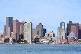 Boston waterfront — Stock Photo