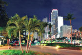 Miami downtown — Stock Photo