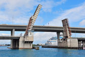 Miami Harbor — Stock Photo