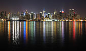 New yorks manhattan — Stockfoto