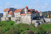 Castle Burghausen, Germany — Stock Photo