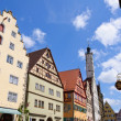 Rothenburg ob der Tauber, Germany — Lizenzfreies Foto