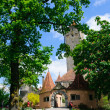 Rothenburg ob der Tauber, Germany — Foto Stock