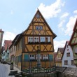 Rothenburg ob der Tauber, Germany — Stock fotografie