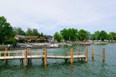Chiemsee in Bavaria, Germany — Stock Photo