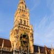 City Hall of Munich, Germany — Stock Photo