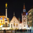 Stock Photo: Old City Hall of Munich, Germany