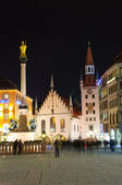 Old City Hall of Munich, Germany — Stock Photo
