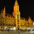 Stock Photo: City Hall of Munich, Germany