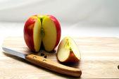 Sliced Apple — Stock Photo