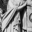 Statue Of Women On Tomb — Foto Stock #10397074
