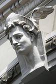 Hermes (Latin: Mercurius) — Stock Photo