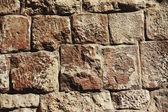 Brick wall architectural background texture — Zdjęcie stockowe