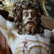 Stock Photo: Holy cross with crucified Jesus Christ