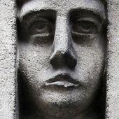 Face of goddess Hera in Greek mythology (Juno in Roman mythology) — Stock Photo
