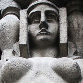 Goddess Hera (Juno) — Stock fotografie