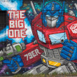 Graffiti The Big One — Stock Photo #8320431