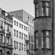 Old houses, new houses in berlin — Stock Photo
