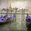Old Painting Style Venice — Stock Photo #10208897