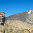 Volcanic rocks at Teide National Park, Tenerife — Stock Photo