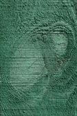 винтаж painet деревянной поверхности — Стоковое фото
