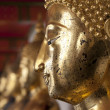 Gold Buddha — Stock Photo #8775744