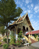 Chinese style temple Thailand — Stock Photo
