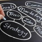 Strategy — Stock Photo