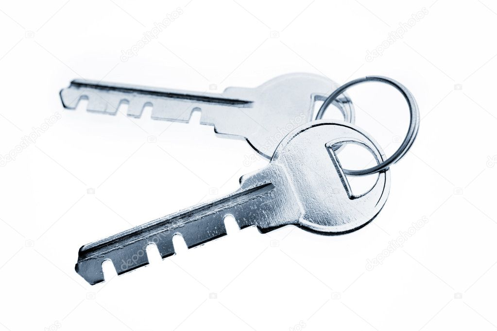 Keys — Stock Photo #8922450