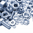 Nuts and bolts — Foto de stock #9093756