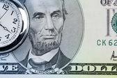 El tiempo es dinero — Foto de Stock