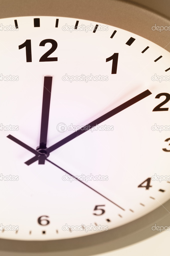 Clock — Stock Photo #9858107