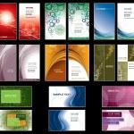 Business Card Templates. Vector Design. — Stock Vector #10694751