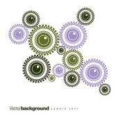 Abstract Vector Background. Eps10 Format. — Stock Vector