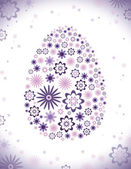 Easter Background. — Stock Vector