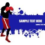 Постер, плакат: Boxing poster