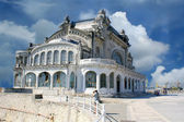 The building of Constanta Casino — Stock Photo