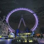 London in the night — Stock Photo #8028769