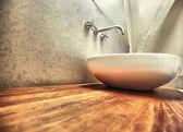 Bathroom and design — Stock Photo